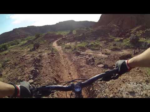 Palo Duro Canyon  - Mountain Biking - Texas