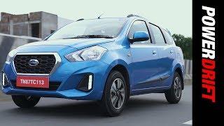 Datsun Go & Go+ CVT : The automatic upgrade : PowerDrift