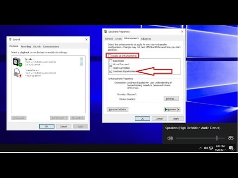 How to Increase Laptop/PC Speaker Volume in Windows (100% Works)