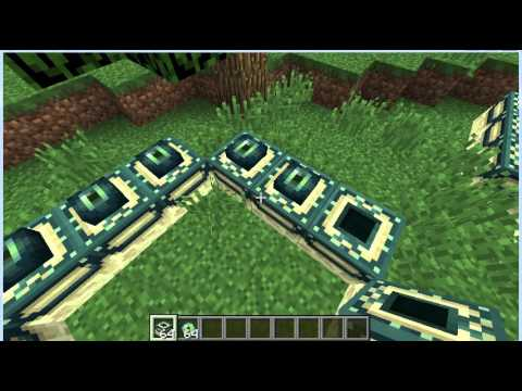 How to Make an End Portal in Minecraft 1.9