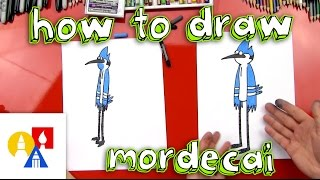 Download How To Draw Mordecai Video