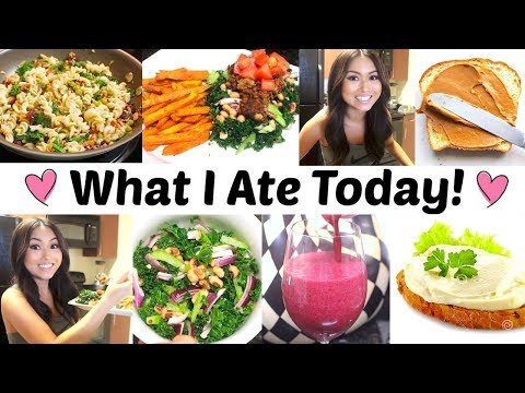 What I Eat In A Day/ Gluten +Dairy Free with Rosie! EP 17