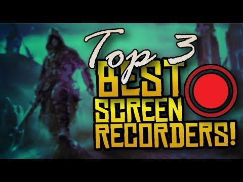 Best Free Screen Recorder 2018