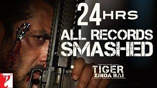 24 Hours: All Records Smashed | Tiger Zinda Hai Trailer | Salman Khan | Katrina Kaif