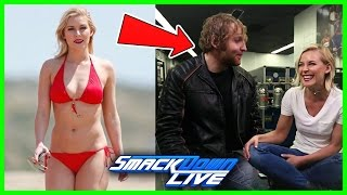 WWE BREAKING NEWS: RENEE YOUNG EXPOSES SECRETS ABOUT DATING DEAN AMBROSE