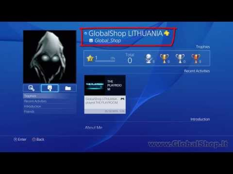 PlayStation 4 (PS4 Tutorial): How to add PSN and PSN+ PLUS Redeem Codes?