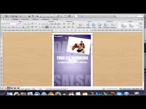 Tuto : apprenez à réaliser un flyer en moins de 10 minutes avec Word