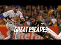 MLB Great Escapes