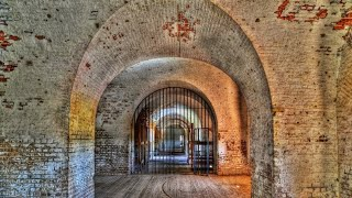 Exploring Underground Tunnels and Dungeons From a Civil War Fort