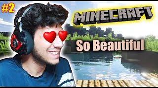 Minecraft Shaders are So Beautiful *RTX* | Minecraft Gameplay #2 | Deeway gaming