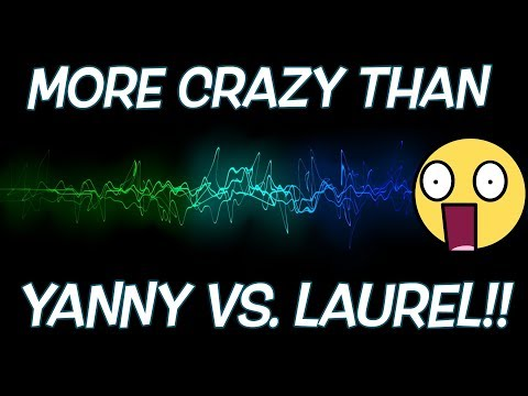 CRAZIER than Laurel vs Yanny!! MUST TRY!! EXPLAINED!