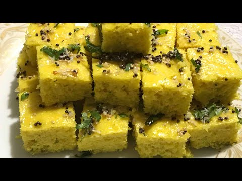 Instant Khaman Dhokla/ Khaman /healthy Breakfast and snack recipe/#allin1byjoy/#boskip78
