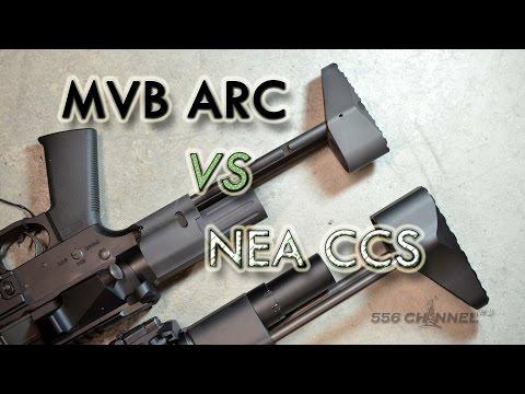 MVB Industries ARC Stock vs NEA CCS