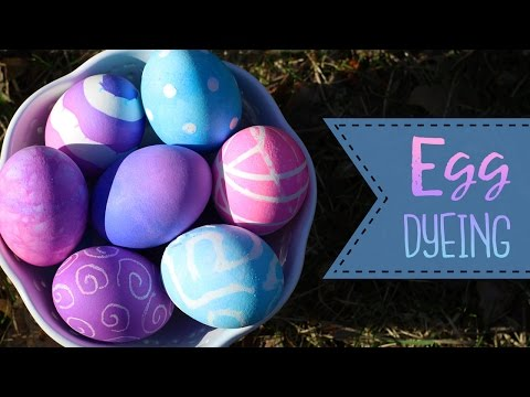 8 Ways To Dye Easter Eggs 🐣  How To Dye Easter Eggs