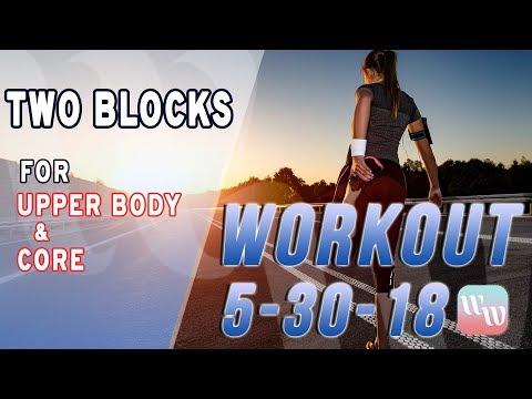 Workout 5-30-18