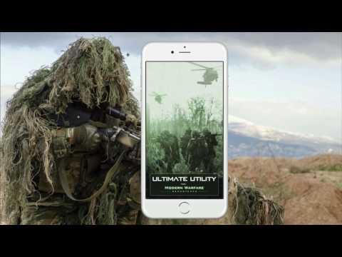 Ultimate Utility™ Modern Warfare Remastered Companion App