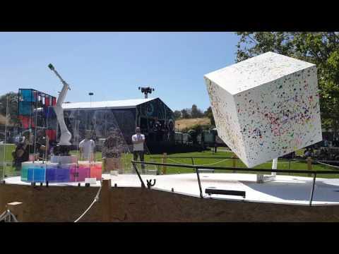 Google I/O 2016 : Painting Robot