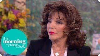 Joan Collins marilyn Monroe Warned Me About The Wolves In Hollywood This Morning