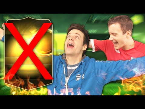 DELETED AND TROLLED!!!! - FIFA 15 Ultimate Team Pack Opening