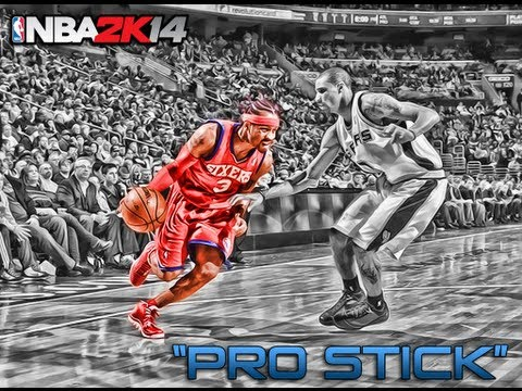 NBA 2K14 - Tips On How To Dribble & Shoot With New Button Config & My Experience With The Pro Stick