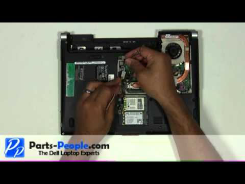 Dell XPS M1330 | CMOS Battery Replacement | How-To-Tutorial