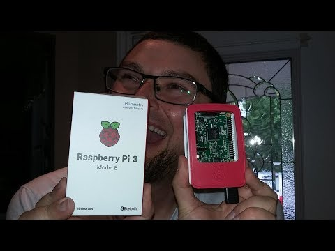 Raspberry Pi 3 Model B+ Motherboard Introduction