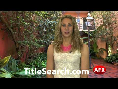 Property title records in Saint Landry Parish Louisiana | AFX