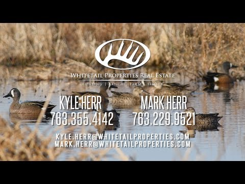World Class Waterfowl Hunting Property With Lodge In Central MN - Aitkin Co MN 2875 Acres