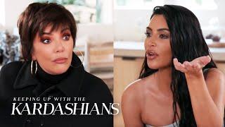 Kim Kardashian Hijacks Kris Jenner's Christmas Eve Party   KUWTK   E!