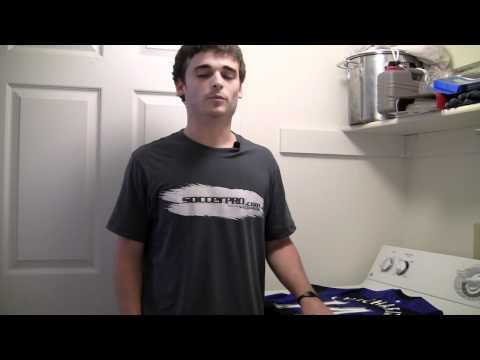 How to Care for Your Soccer Jersey