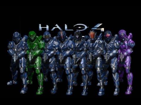 Halo 4 multilayer part 2 Flood