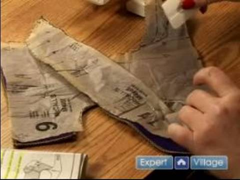 How to Make a Dog Coats : How to Mark the Fabric for Making a Dog Coat