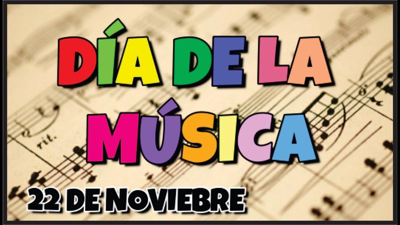 22 de noviembre - #Día de la #Música - Santa Cecila patrona de la Música.-