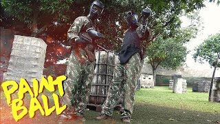 DISPUTA NO PAINTBALL ‹ AM3NlC ›