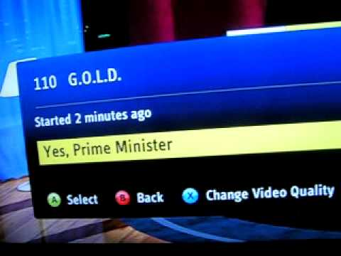 SKY TV PLAYER now working on XBOX 360 LIVE!