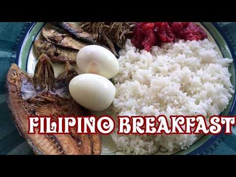 MUKBANG: PINOY BREAKFAST (Tuyo, Tocino, Itlog and EXTRA RICE!)
