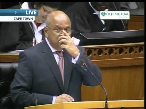 SA Budget Speech: Procurement and combating corruption