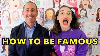 Download HOW TO BE FAMOUS! feat. Jerry Seinfeld Video