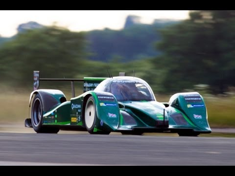 204.185mph in an electric car - a new world land speed record - autocar.co.uk