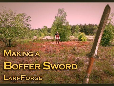 Making a Boffer Sword