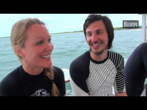 This is my Bali surf school experience