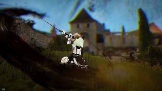 Black Desert Online Sorcerer Awakening Test Combo | Daikhlo