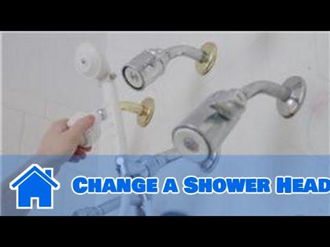 Plumbing Advice : How to Change a Shower Head