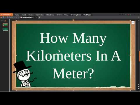 ✅ How Many Kilometers In A Meter