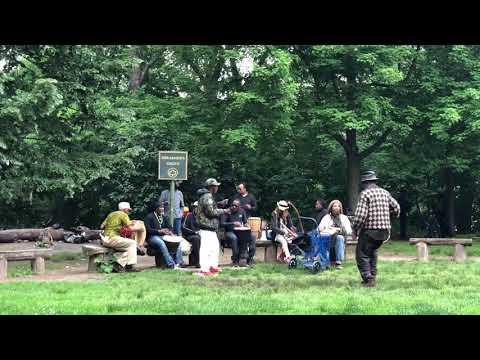 Drummer's Grove, Prospect Park, Brooklyn, New York (5-28-18)