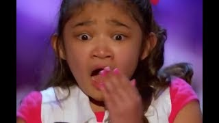 "Little Girl ""SHOCKED & Starts to CRY"" after She Gets... 