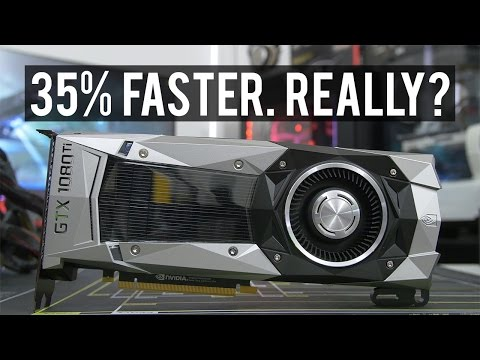 GTX 1080 Ti BENCHMARKS! Too good to be true?