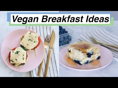 Vegan Breakfast Ideas for the WEEKEND | + my trip to a Blue Diamond almond orchard!