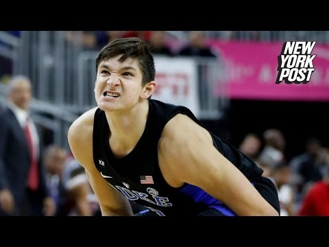 Grayson Allen is the bad boy of college basketball