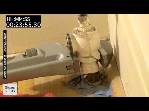 Steam Radiator Valve Replacement 2